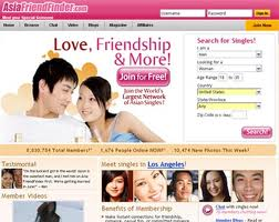 Avis sur AsiaFriendFinder